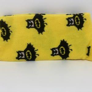 Calcetines talla única amarillos